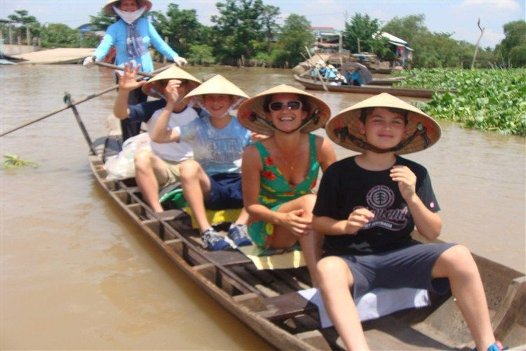 South Vietnam tour 4 days 3 nights for family