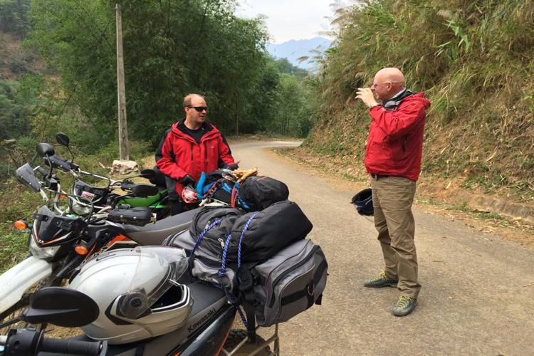 Vietnam Motorcycle Tours