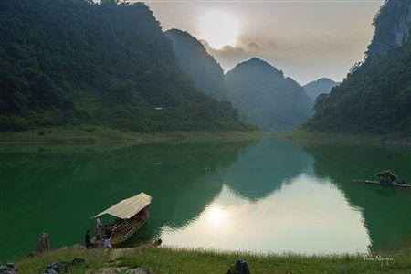 Visit Ba Be lake
