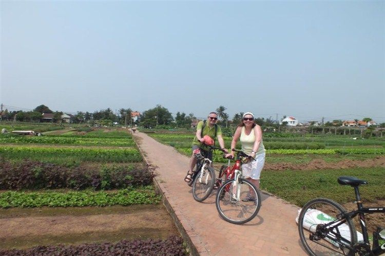 Ideal for cycling tours in Vietnam