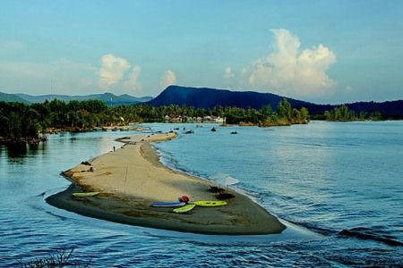 Mong Tay - Paradise Island in Vietnam