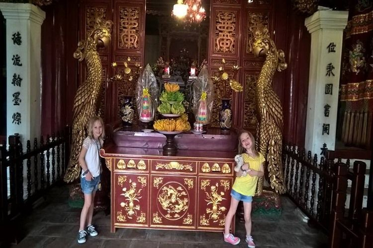 Must-do activities for Vietnam family holiday in Hanoi