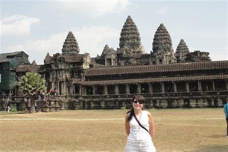 Angkor tour from Vietnam