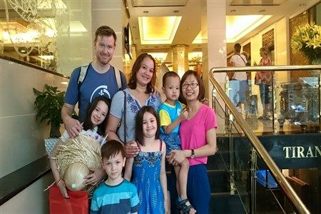 Tips for first time family travelers to Vietnam with kids