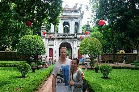 Free tour in Vietnam