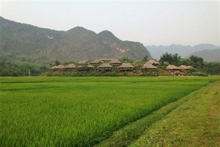 Mai Chau valley, a perfect place to experience Vietnam countryside