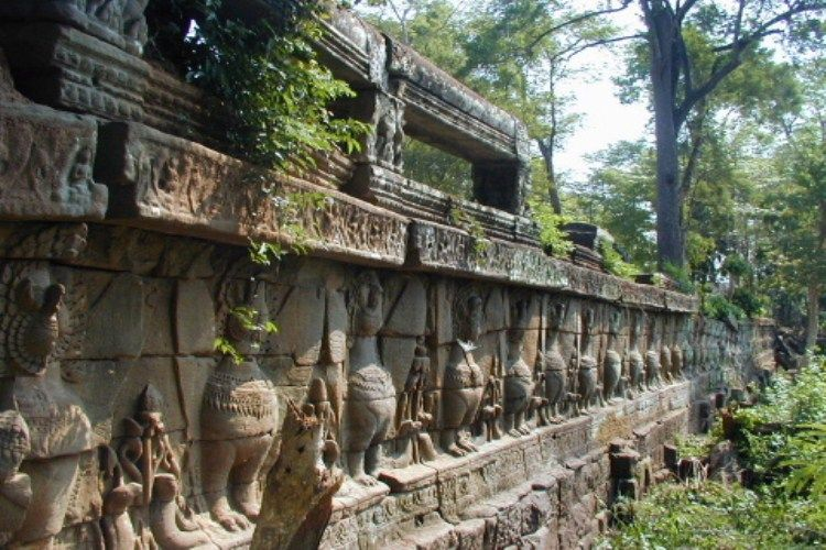 Preah Khan Kampong Svay Temple