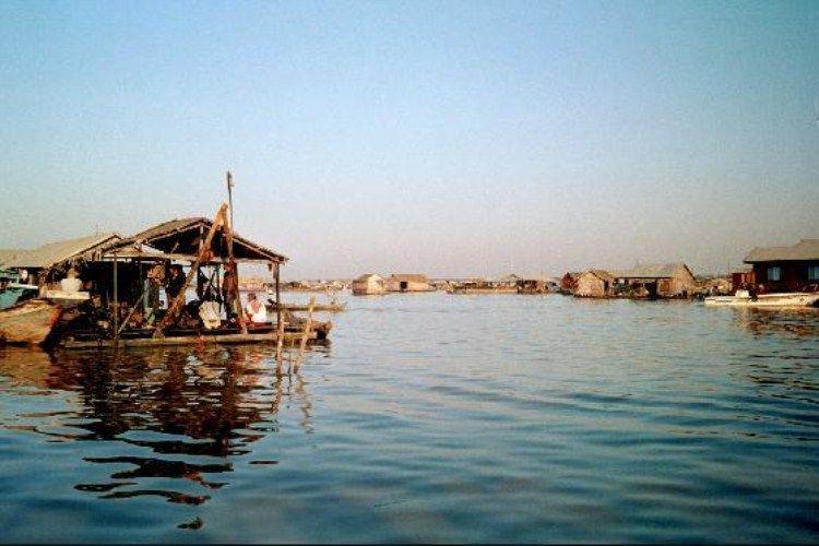 The Great Lake Tonle Sap & Floating Village