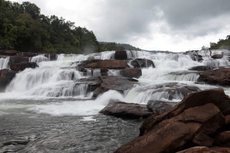 Kbal Chhay Prek Koh Waterfall