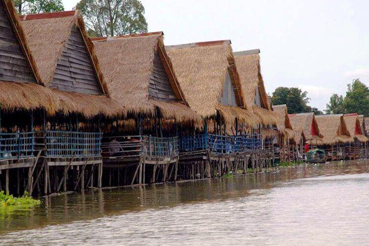 Kean Svay Krau Temple