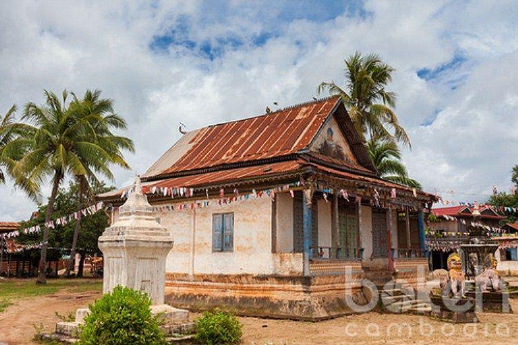 Ancient Pagodas of Stung Treng