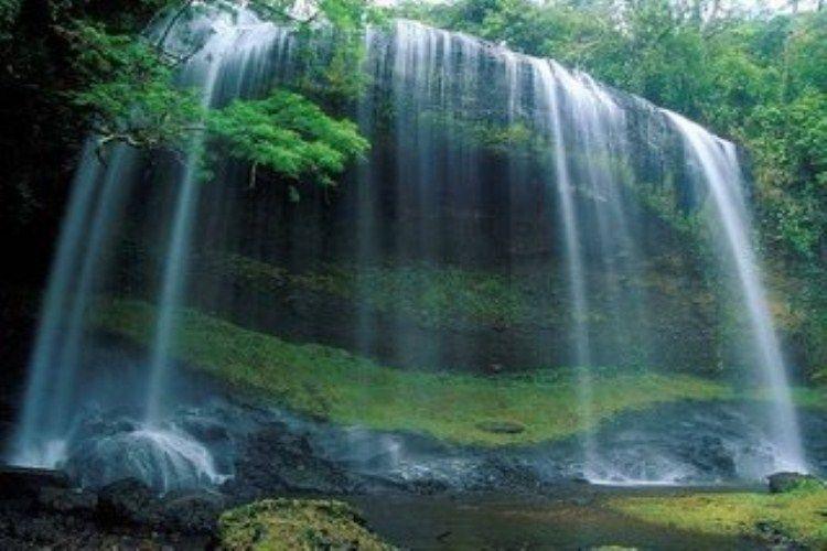 Cha Ung Waterfall