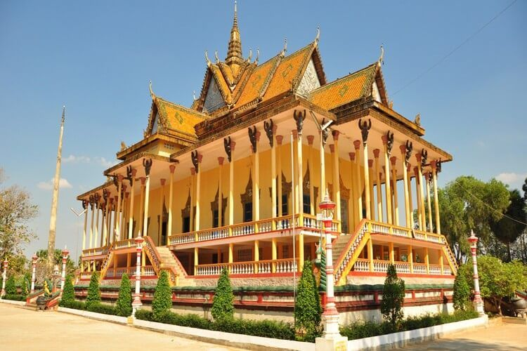 100 - Column Pagoda
