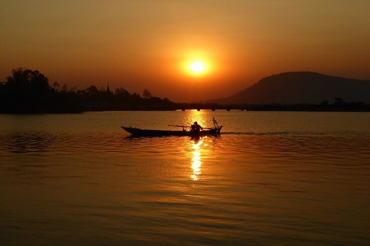 Kampot River Trips &Sunset Cruises