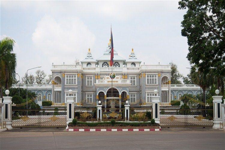 Vientiane President Palace