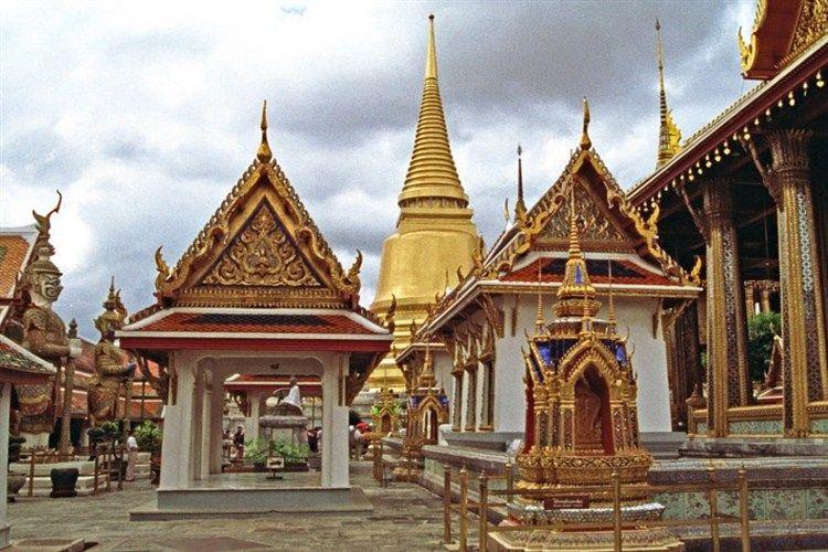 Haw Phra Kaew - Emerald Buddha Hall