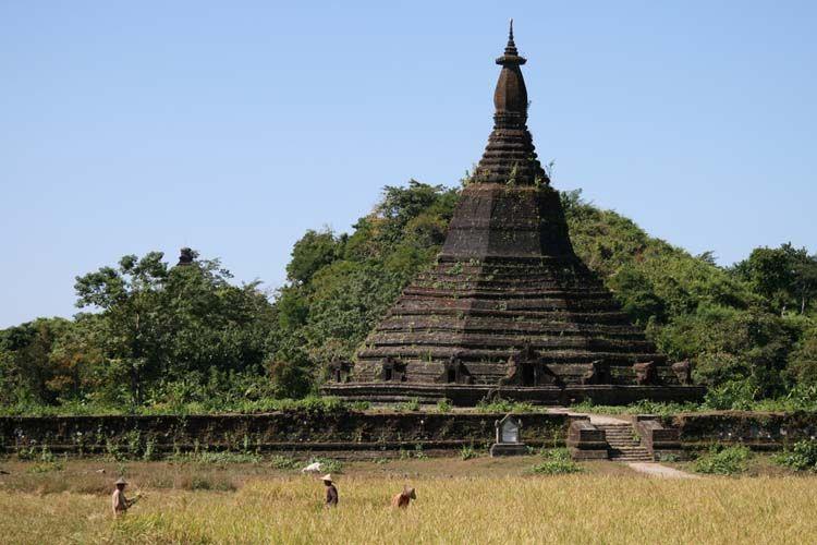 Laungbanpyauk Pagoda