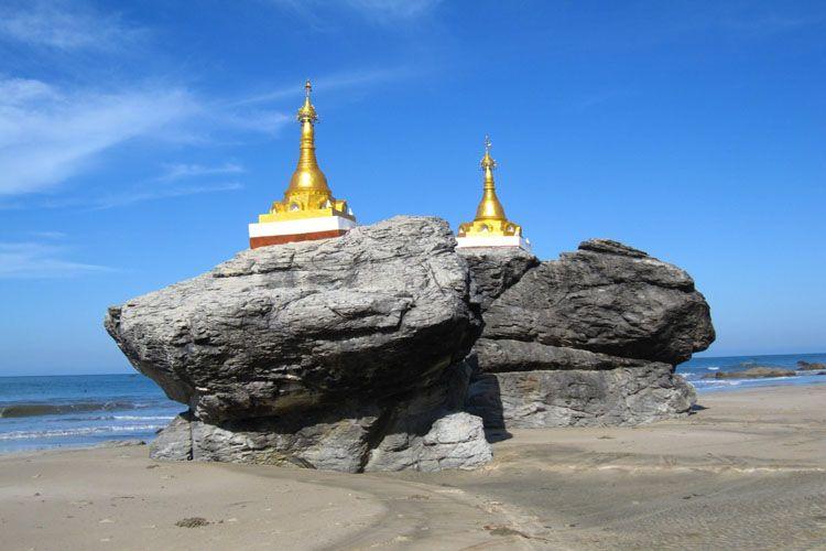 Kyauk Maumghnama Pagoda