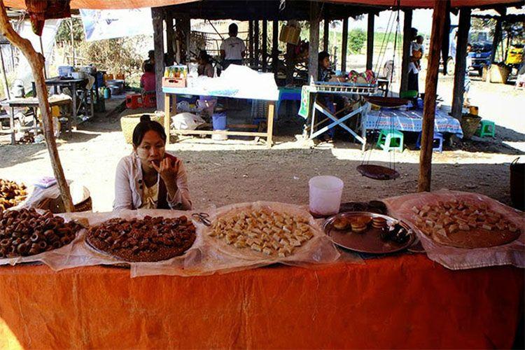Mint Thauk Market