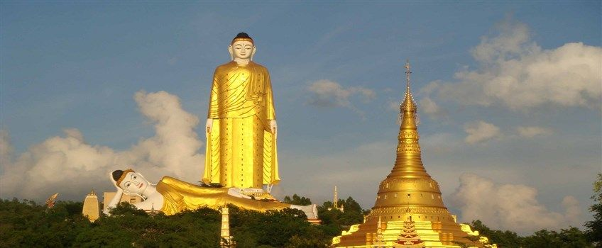 Monywa travel guide