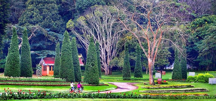 Pyin OO Lwin travel guide