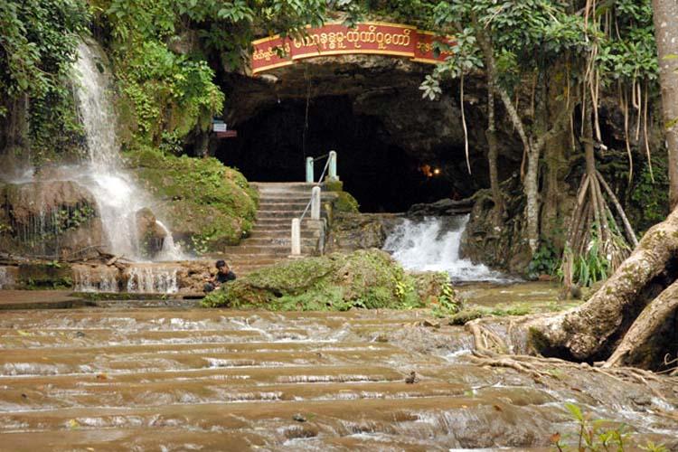 Peik Chin Myaung Cave or Maha Nandamu Cave