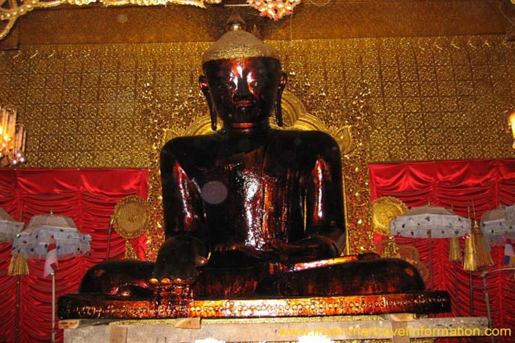 Nee Paya (Bamboo Buddha Image)