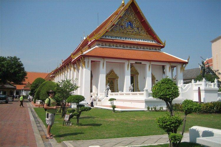 NATIONAL MUSEUM IN BANGKOK