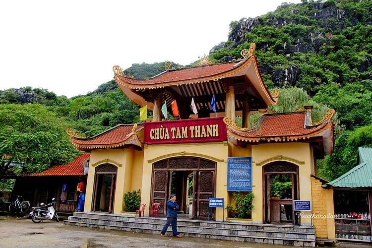 Tam Thanh Pagoda