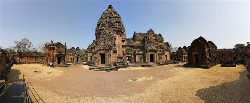 phanom rung travel guide