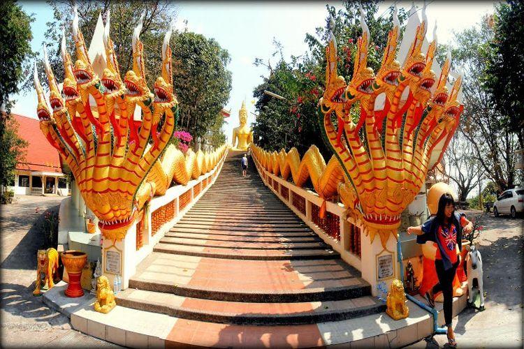 """Wat Phra Khao Yai (""""Big Buddha Hill"""")"""