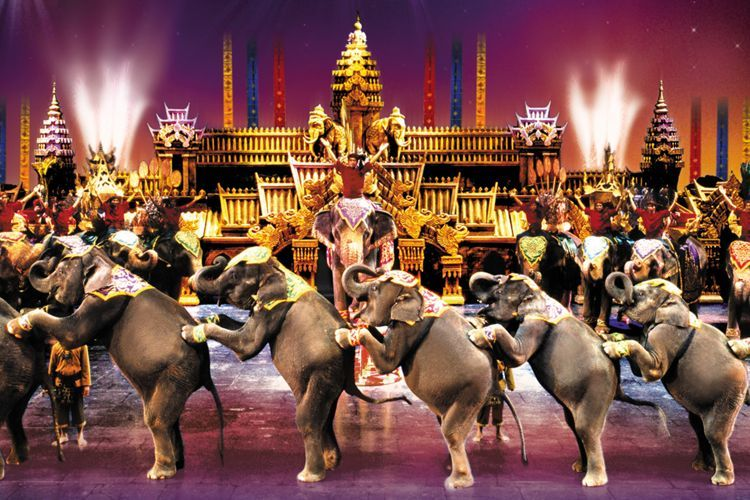 The Phuket Fantasea Show