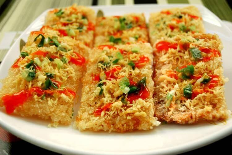Special food in Ninh Binh