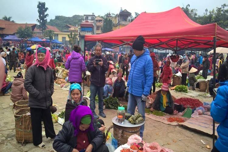 Sapa Main Market