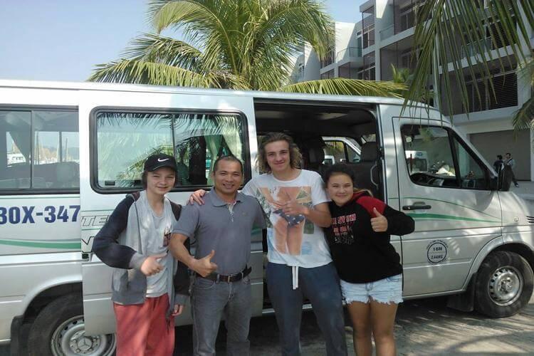 How to get to Ninh Binh