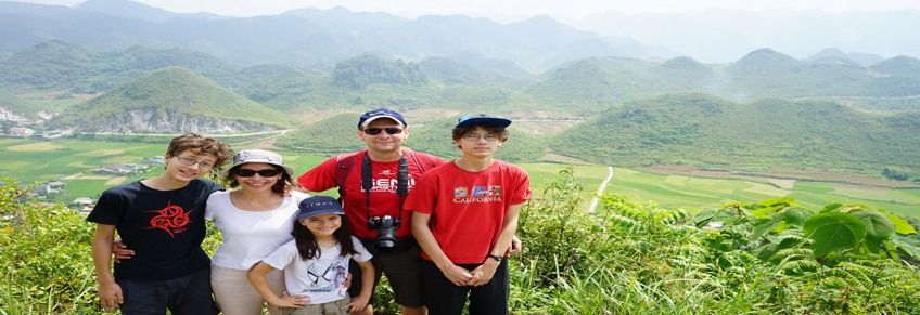 vietnam northeast adventure tour