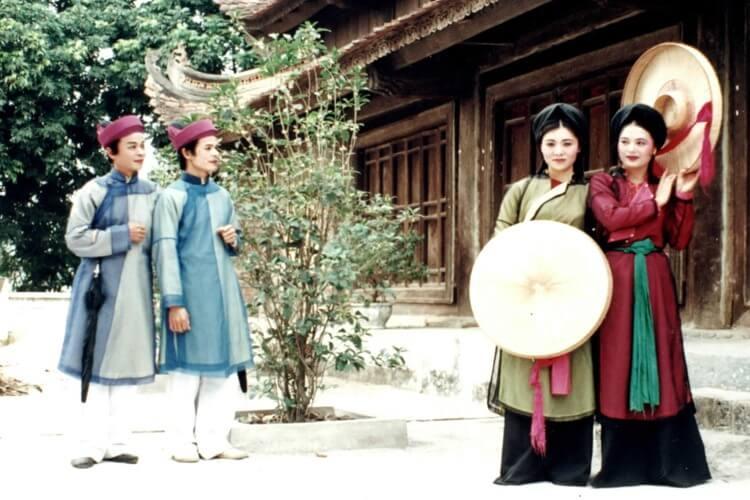 Quan ho Bac Ninh folk songs