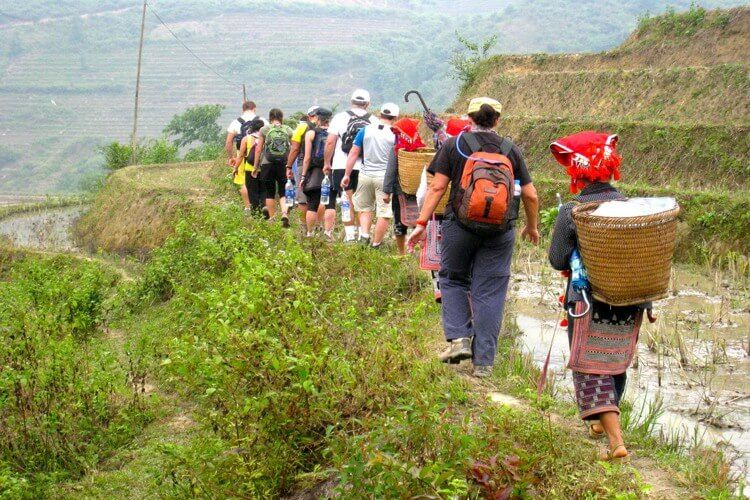 Trekking tours in Northwest Vietnam