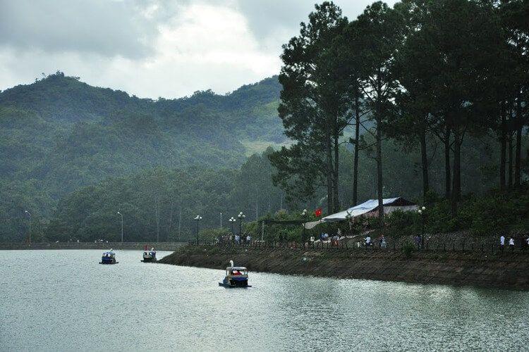 Xuan Nha Nature Reserve