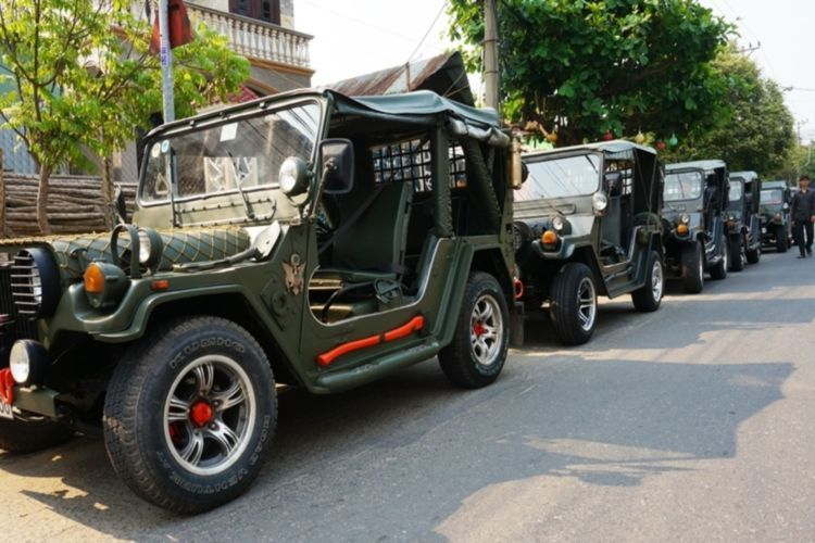 Doing Da Nang Off-Road Tours