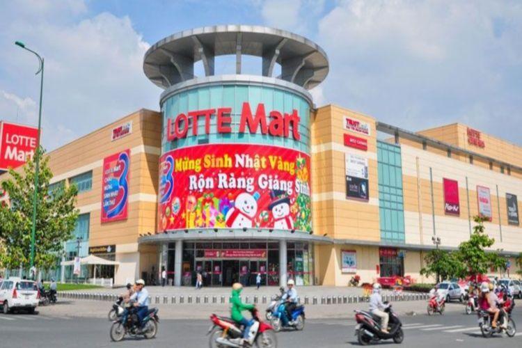 LOTTE Mart Da Nang