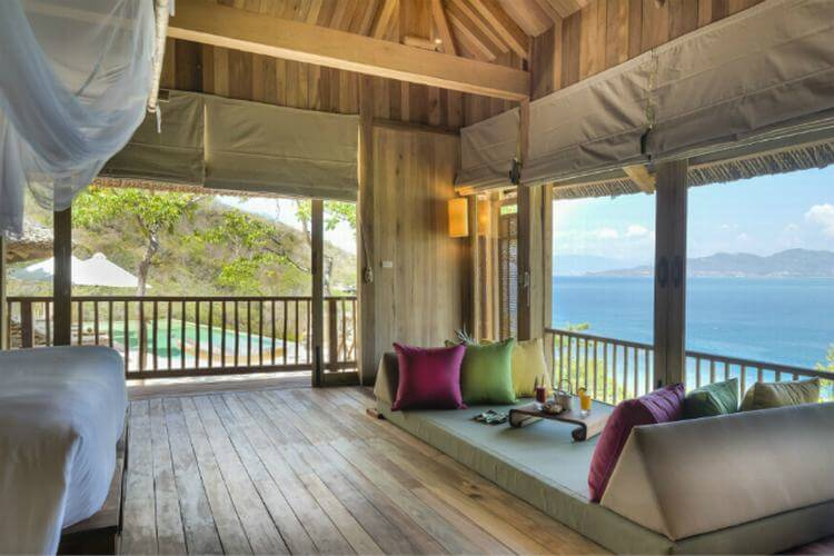 The Six Senses Spa in Six Senses