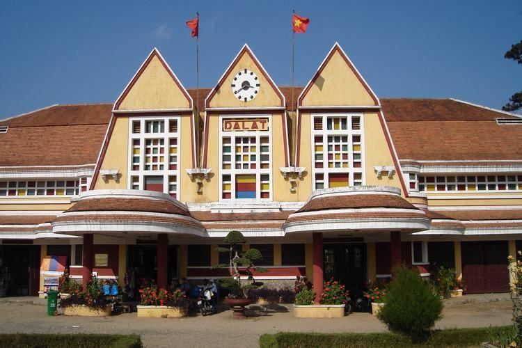 Da Lat Station (Ga Đà Lạt)