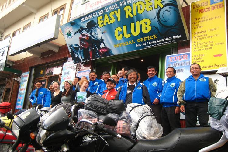 Easy Riders Motorbike Tour
