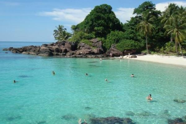 Day tour in An Thoi Islands in Phu Quoc island on your Vietnam holiday