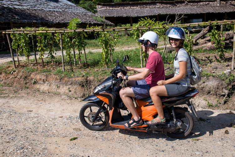 Explore the Phu Quoc Island on a Motorbike in your Vietnam tour