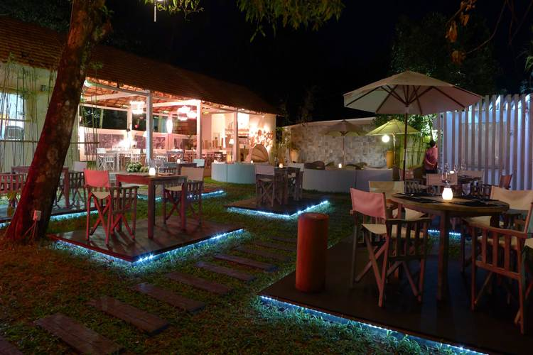 Pho Bo Café in Vietnam tour in Phu Quoc island