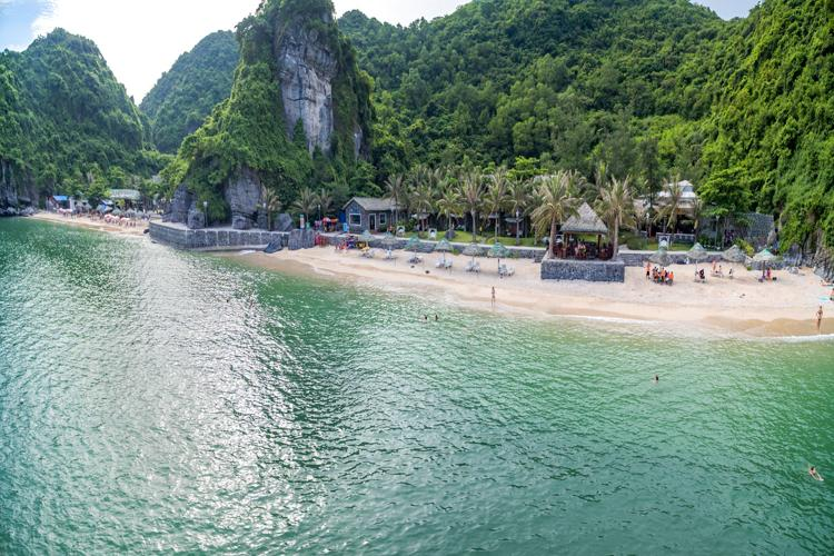 Cat Ba beaches