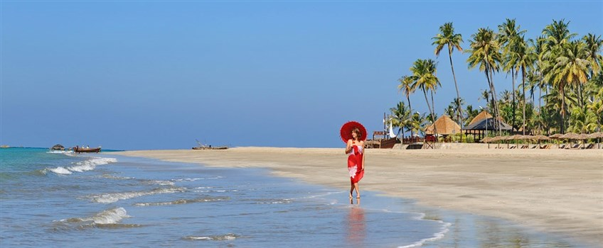 Ngwe Saung Beach travel guide