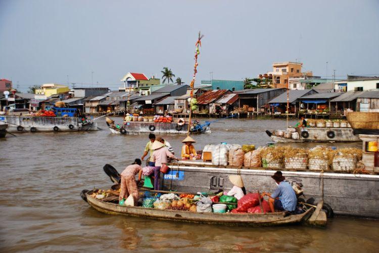 An Binh Binh Hoa Phuoc River IsLand